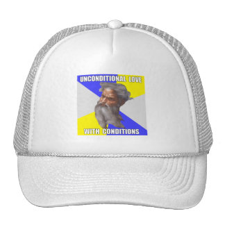 Troll God Unconditional Love Trucker Hat