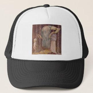 Troll Herb By John Bauer Trucker Hat