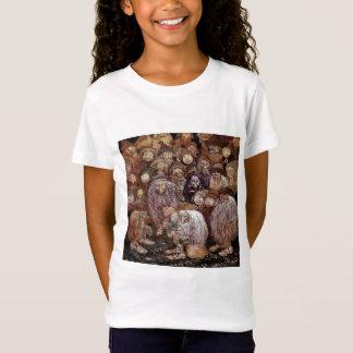Troll Hugging Boy Gnome T-Shirt