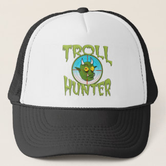 TROLL HUNTER TRUCKER HAT