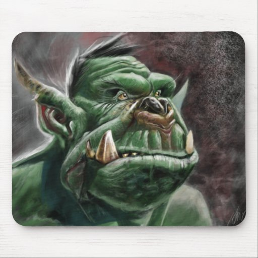 Troll Mouse Pads