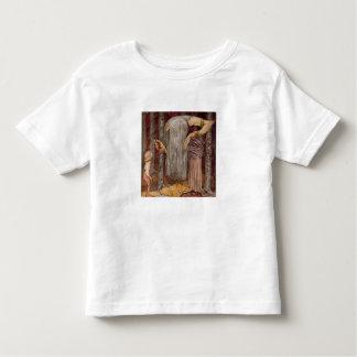 Troll Offering a Little Branch Toddler T-shirt