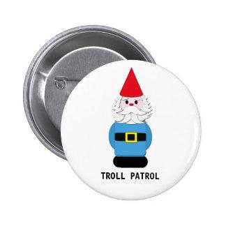 Troll Patrol: Scandinavian Gnome Pin
