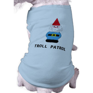 Troll Patrol Scandinavian Gnome T-Shirt