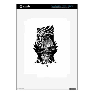 Troll Decals For iPad 3