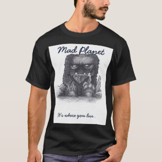 Troll Stump Drawing T-Shirt
