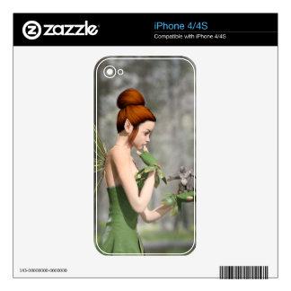Troll Tells a Tall Tale iPhone 4S Skins