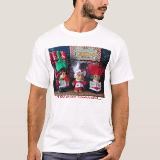 Troll Trio, Troll the ancient Yule-tide car... T-Shirt