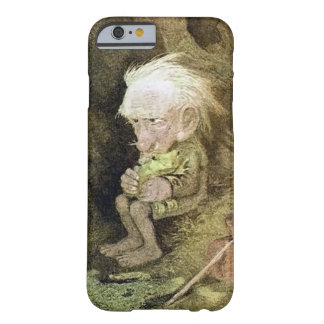 Troll with his Pet Frog (Detail) Barely There iPhone 6 Case
