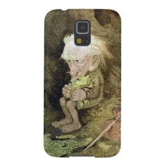 Troll with his Pet Frog (Detail) Galaxy S5 Case