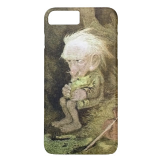 Troll with his Pet Frog (Detail) iPhone 8 Plus/7 Plus Case