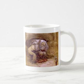 Troll with Little Boy Mug