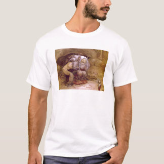 Troll with Little Boy T-Shirt