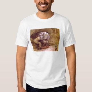 Troll with Little Boy Tshirt