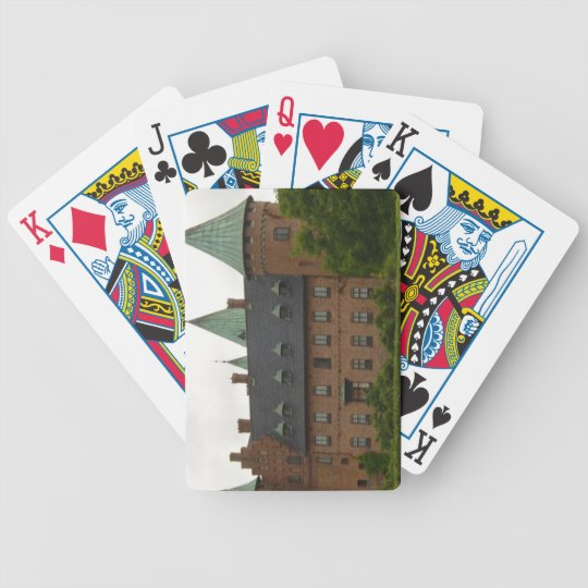 Trolleholm Slott Playing Cards