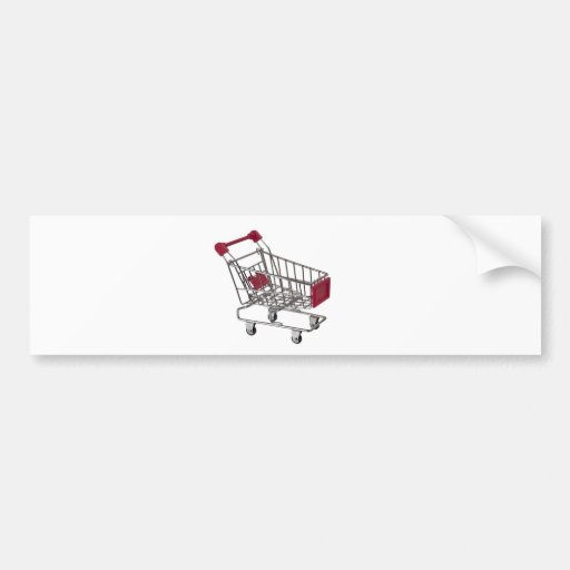 Trolley Bumper Sticker