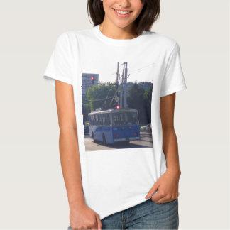 Trolley Bus In Bulgaria T-shirt