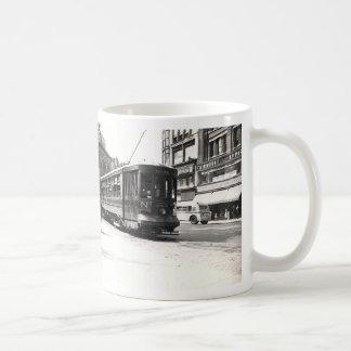 Trolley in Wilkes-Barre Mug
