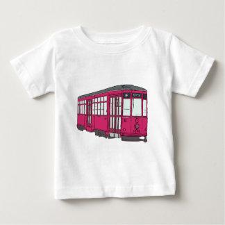 Trolley Trolleybus Streetcar Tram Trolleycar Cars Baby T-Shirt