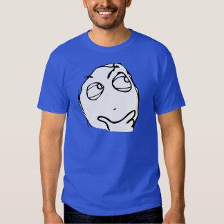 ¡Trollface! Camisas