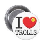 Trolls 2 Inch Round Button