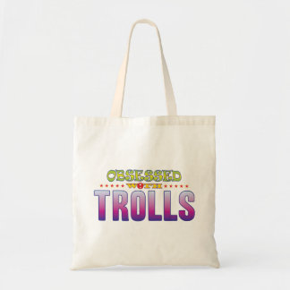 Trolls 2 Obsessed Budget Tote Bag