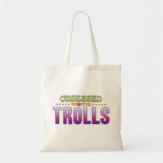 Trolls 2 Obsessed Tote Bag