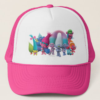 Trolls | Best Troll Friends Trucker Hat