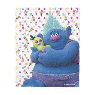 Trolls | Biggie & Mr. Dinkles Fleece Blanket