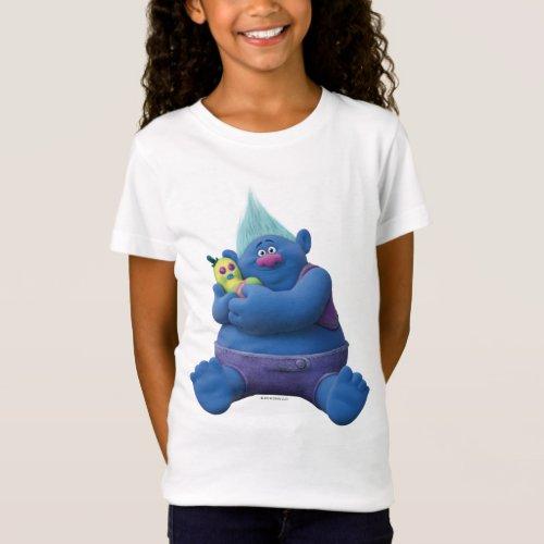 Trolls  Biggie  Mr Dinkles T_Shirt