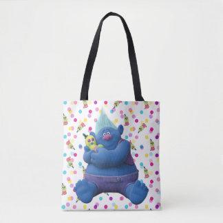 Trolls   Biggie & Mr. Dinkles Tote Bag