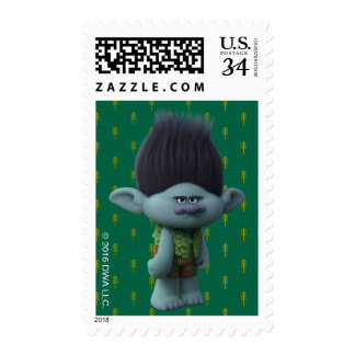 Trolls   Branch - Mr. Grumpus in the House Stamp