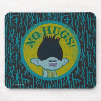 Trolls | Branch - No Hugs! Mouse Pad