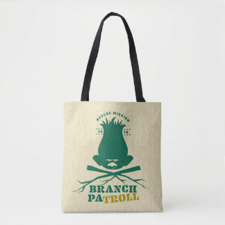Trolls | Branch Patroll Tote Bag
