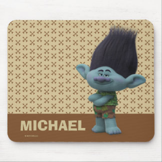 Trolls | Branch - Smile Mouse Pad