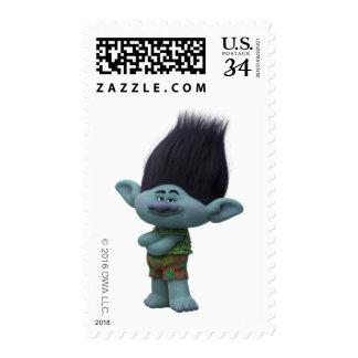 Trolls   Branch - Smile Postage