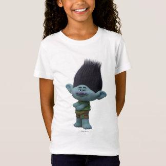 Trolls   Branch - Smile T-Shirt