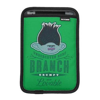 Trolls | Branch - Undercover Hero Sleeve For iPad Mini