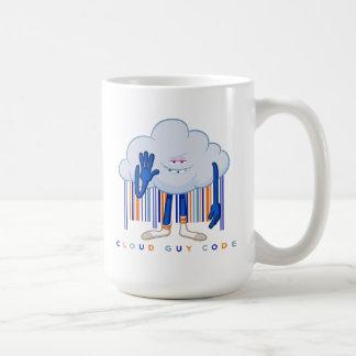 Trolls  Cloud Guy Code Coffee Mug