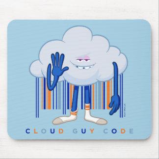 Trolls  Cloud Guy Code Mouse Pad