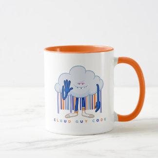 Trolls  Cloud Guy Code Mug