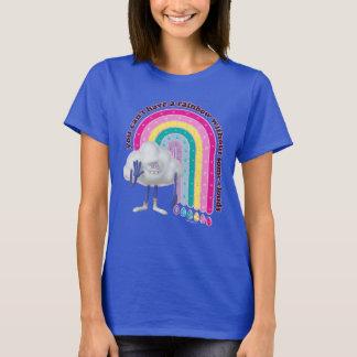Trolls   Cloud Guy Rainbow T-Shirt