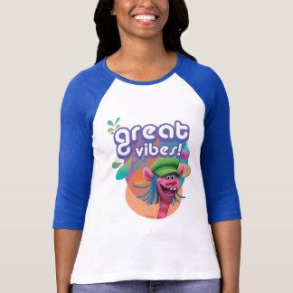 Trolls | Cooper - Great Vibes! T-Shirt