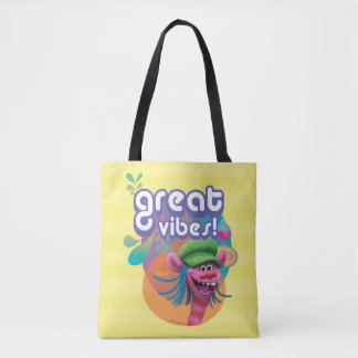 Trolls | Cooper - Great Vibes! Tote Bag