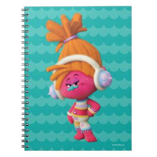 Trolls | DJ Suki Spiral Notebook