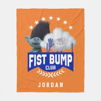Trolls | Fist Bump Fleece Blanket