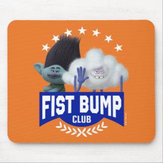 Trolls   Fist Bump Mouse Pad