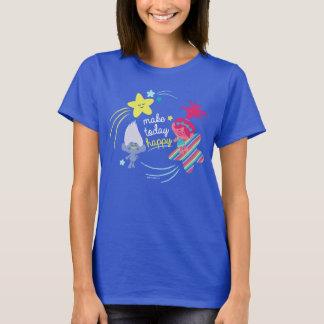 Trolls   Glitteriffic Fun T-Shirt
