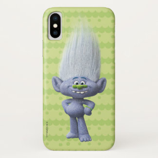 Trolls   Guy Diamond iPhone X Case