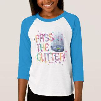 Trolls   Guy Diamond - Pass the Glitter T-Shirt